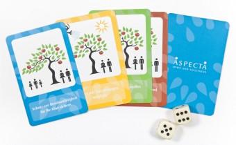 Aspecta Lebensversicherung AG Quartettspiel
