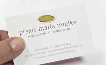 Maria Mielke Heilpraktikerin und Osteopathin